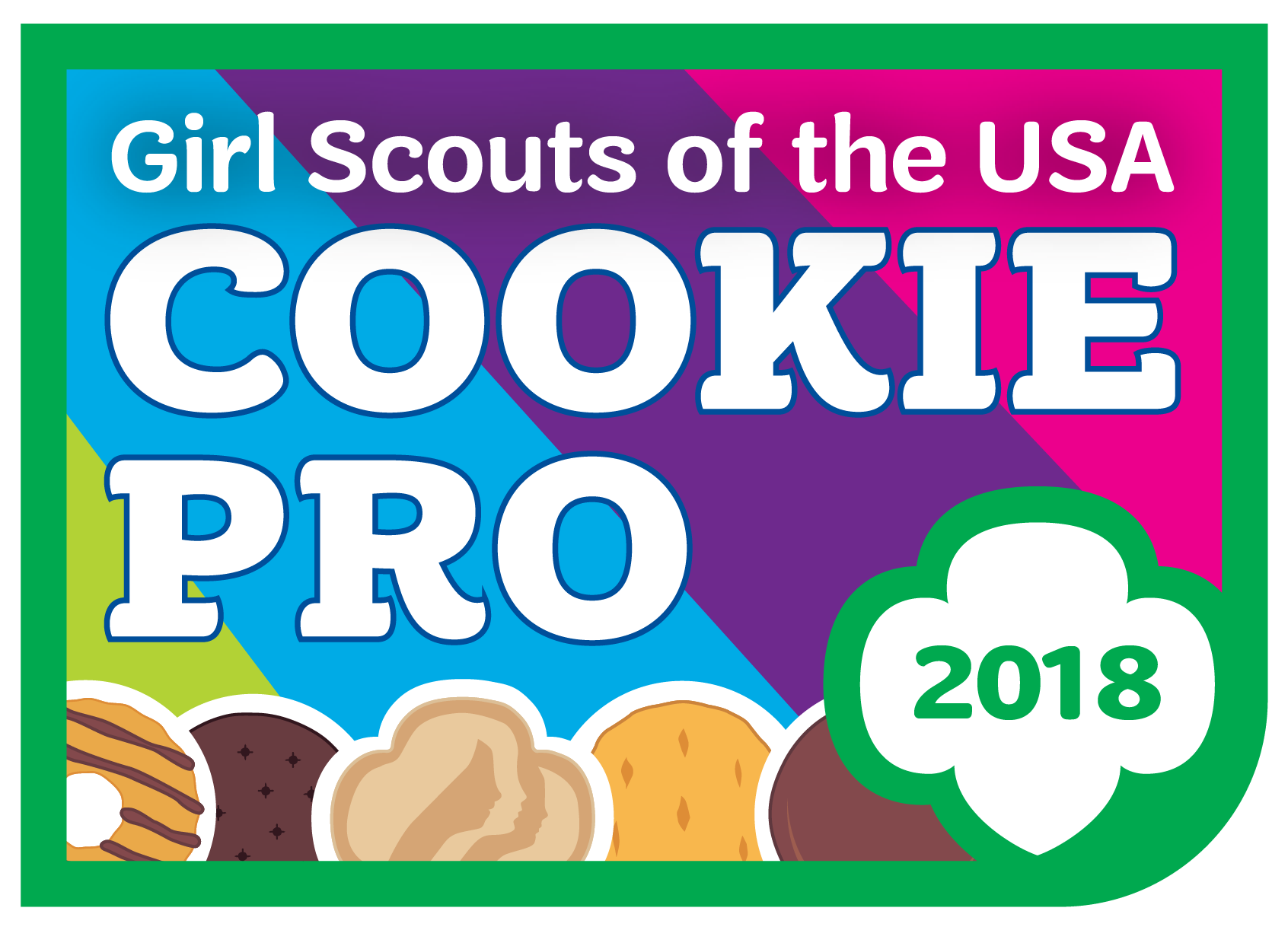 picture relating to Printable Girl Scout Cookie Order Form named Lady Scouts of Western Ohio For Cookie Vendors