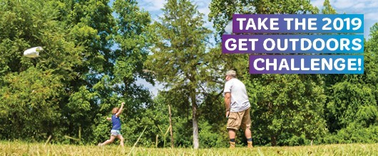 Take the Get Outdoors Challenge!